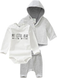 Newborn Wendejacke, Body und Hose im Set (Nur online)