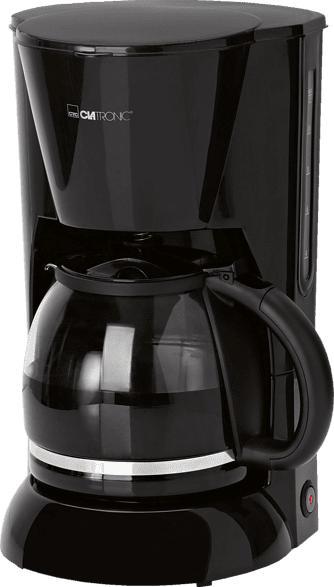 CLATRONIC KA 3473 Kaffeemaschine Schwarz