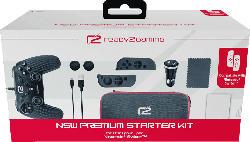 READY 2 GAMING Nintendo Switch Premium Starter Kit , Zubehörset, Schwarz