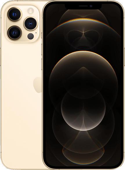 APPLE iPhone 12 Pro Max 512 GB Gold Dual SIM