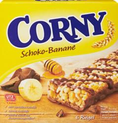 Corny Classic Riegel, Schoko-Banane, 6 x 25 g
