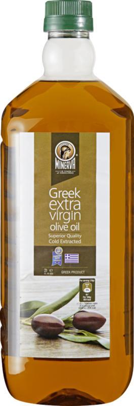 Minerva griechisches Olivenöl Extra Vergine, 2 Liter