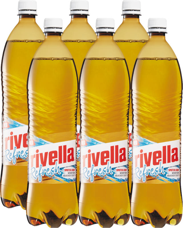 Rivella Refresh, 6 x 1,25 litri