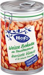 Hero Weisse Bohnen an Tomatensauce, 440 g