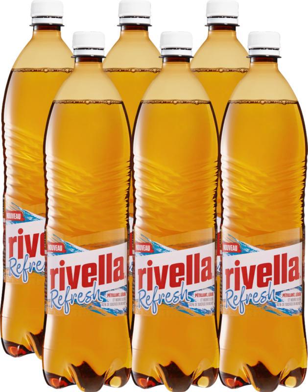 Rivella Refresh, 6 x 1,5 litri