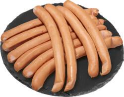 Wienerli di pollame Denner , 5 x 2 x 100 g