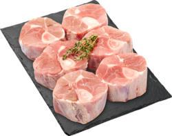 Denner Schweinshaxe, geschnitten, ca. 900 g, per kg