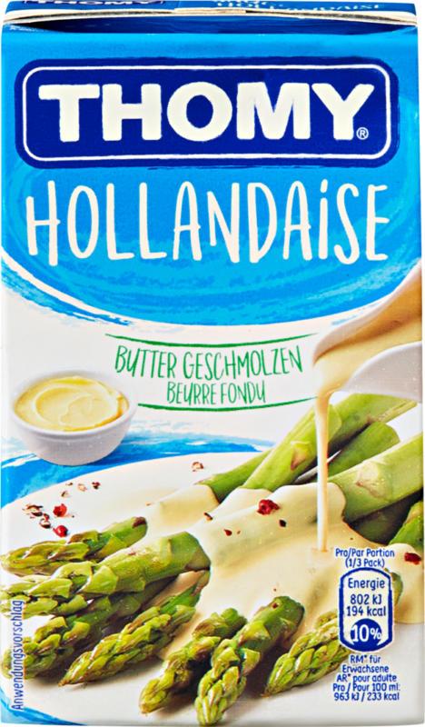 Thomy Sauce Hollandaise, 250 ml