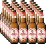 Denner Sagres Bier, 24 x 33 cl - bis 27.09.2021