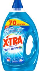 Lessive en gel Universal Multi Activ X-Tra, 70 lessives, 3,5 litres