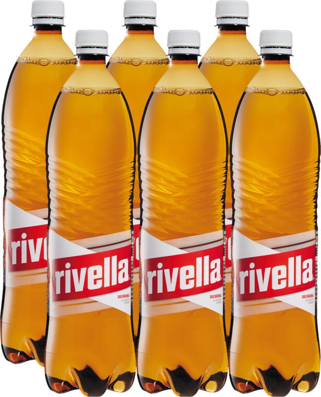 Rivella Rossa, 6 x 1,25 litri