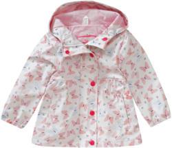 Baby Regenjacke mit Schmetterling-Allover (Nur online)