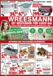 Wreesmann Wochenangebote - bis 15.01.2021