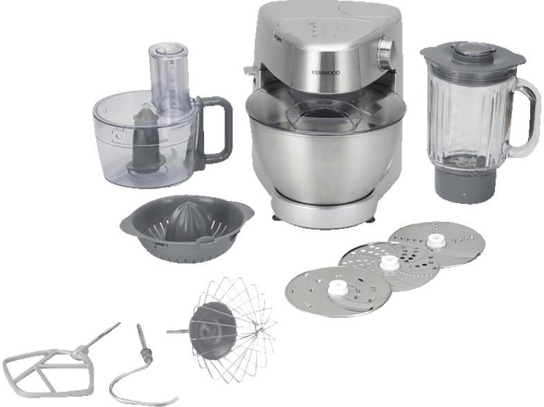 KENWOOD KHC 29.J0SI Prospero+ Küchenmaschine Silber 1000 Watt