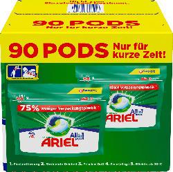 ARIEL Vollwaschmittel All-in-1 PODS 2x45