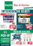 BayWa Bau- & Gartenmärkte Wochenangebot - bis 16.01.2021