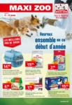 Fressnapf | Maxi Zoo Offres Maxi Zoo - al 18.01.2021