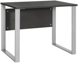 Schreibtisch B 90cm H 73,2cm Serie 1400, Anthrazit