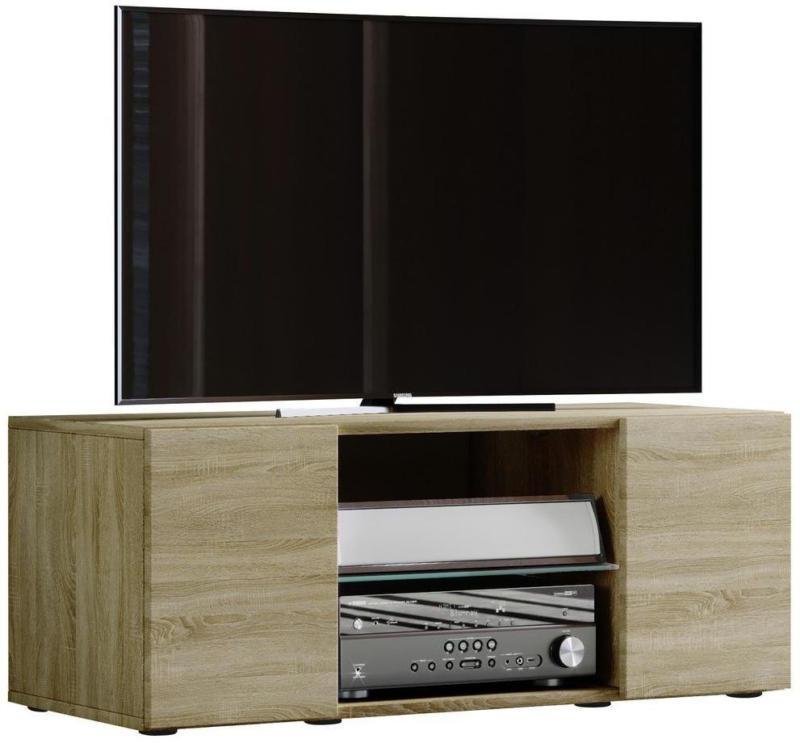 TV-Element Lowina B: 95 cm Sonoma Eiche
