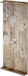 Garderobe Pisa B: 60 cm Eichefarben