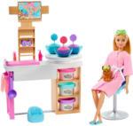 OTTO'S Barbie Coffret journée au spa avec petit chien -