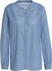 Damen Bluse mit kleinen Punkten (Nur online)