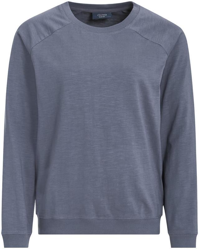 Damen Sweatshirt mit Rundhalsausschnitt (Nur online)
