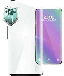 3D-Full-Screen-Schutzglas für Samsung Galaxy A51, Schwarz