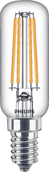 PHILIPS LEDclassic Lampe T25L LED Lampe E14 warmweiß 5 Watt 470 Lumen