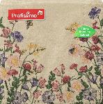 dm-drogerie markt Profissimo Servietten Recycling 33x33