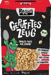 REBELICIOUS Bio Cerealien Gepufftes Zeug