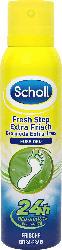 Scholl Fuß Deo Spray Fresh Step Extra Frisch