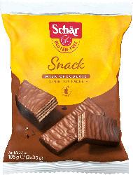 Schär Schoko-Riegel, Waffel mit Haselnüssen & Schokolade, glutenfrei