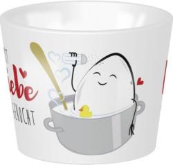 Eierbecher mit Liebe Gekocht !