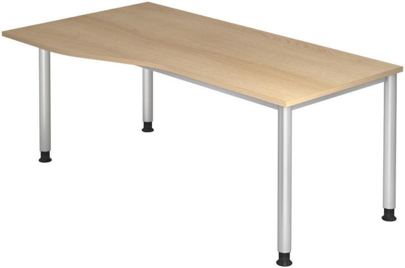 Schreibtisch 180/80(100)/68(76) cm