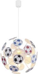 Hängeleuchte Lurra H: 120 cm 4-Flammig, Fußballdesign