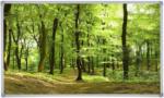 Möbelix Infrarot Heizung 600 W Forest Summer 100x60 cm