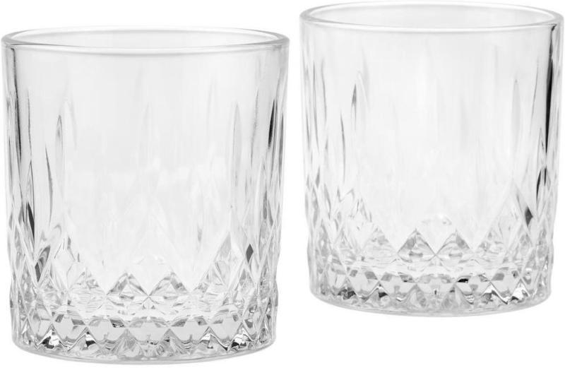 Whiskyglas Jack, 2er Set Inhalt ca. 330 ml