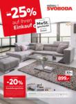 Möbel SVOBODA Möbel Svoboda Angebote - bis 24.01.2021