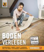 Hornbach Projekt - Boden verlegen