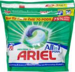 Denner Ariel Waschmittel All in 1 Pods Universal, 70 Waschgänge - bis 16.01.2021