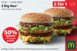 McDonald´s McDonald's Gutscheine - bis 14.02.2021