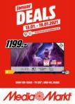 MediaMarkt Januar Deals - bis 19.01.2021