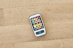 FISHER PRICE BHB90 Lernspass Smartphone, Mehrfarbig