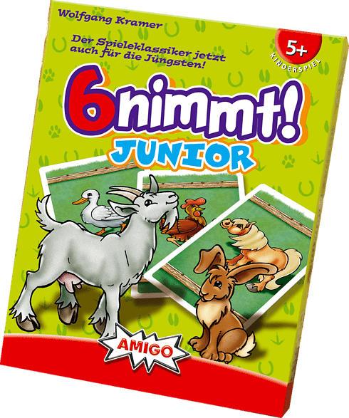 AMIGO 9950 6 Nimmt! Junior