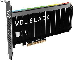 WD Black AN1500 NVMe, 2 TB SSD, intern