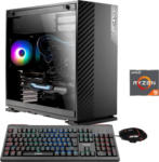 MediaMarkt HYRICAN Alpha 6621 , Gaming PC mit Ryzen 9 Prozessor, 32 GB RAM, 1 TB SSD, 1 TB SSD, GeForce RTX 3070, 8 GB