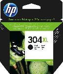 MediaMarkt HP 304XL Tintenpatrone Schwarz (N9K08AE)