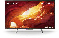 SONY KD-49XH8505 LED TV (Flat, 49 Zoll/123 cm, UHD 4K, SMART TV, Android TV)