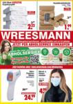 Wreesmann Wochenangebote - bis 22.01.2021